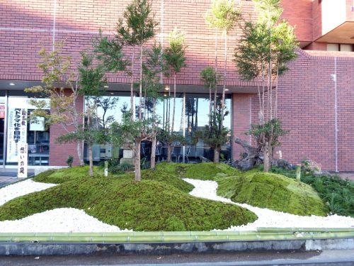 平成30年香取市民文化祭・佐原造園組合展示作品